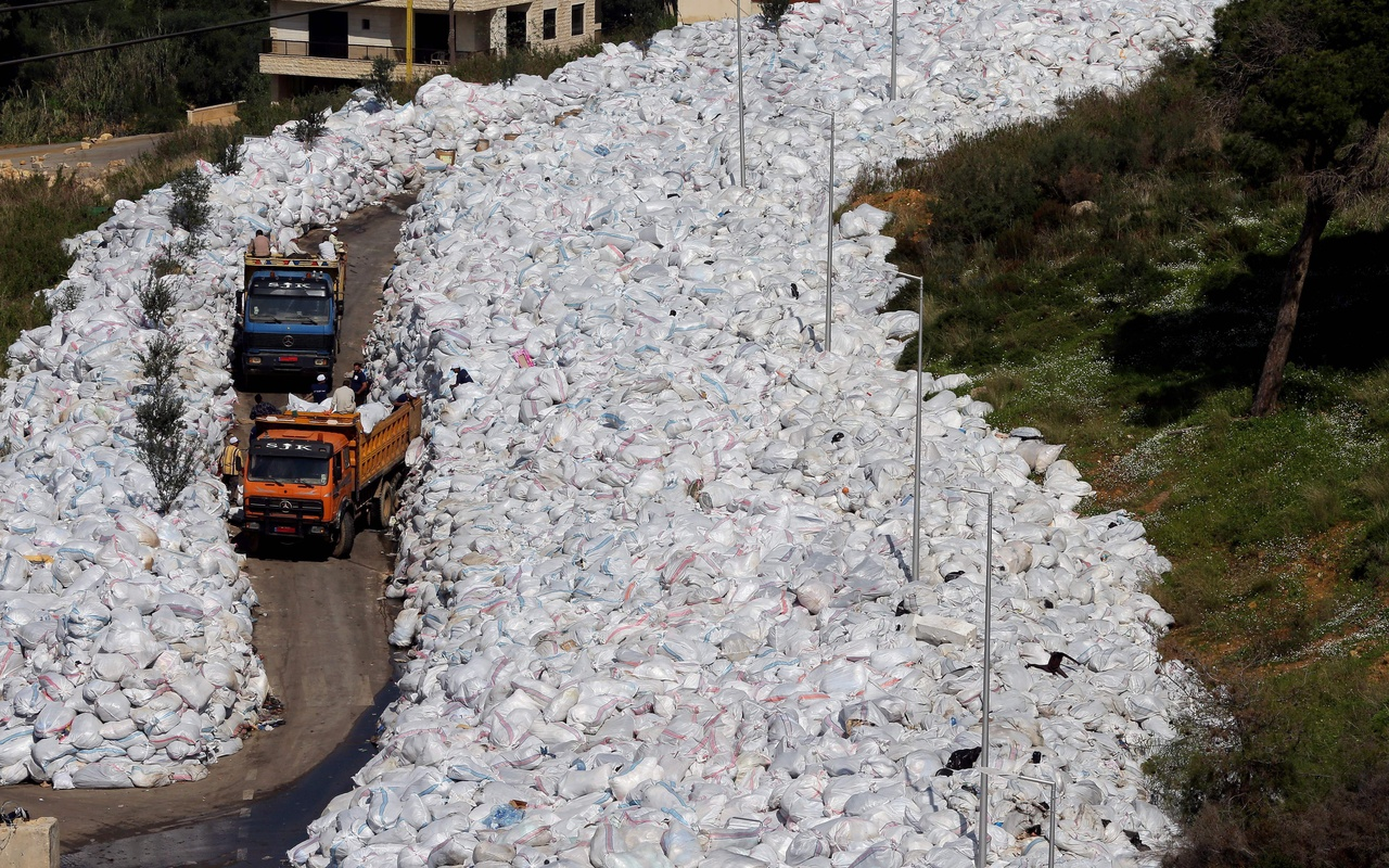 Earth Day Around the World: Lebanon landfill closed